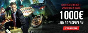 Vegas Hero Casino Bonus 2019
