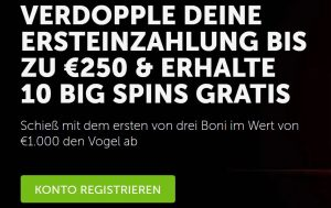Betsafe Casino Bonus 2019